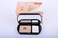 Компактная крем-пудра Bourjois BB cream 8 в 1 SPF-20  ROM /3