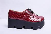 Туфли из натуральной кожи №359-9, фото 1