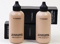 Тональный крем для лица и тела на водной основе MAC Face and Body Foundation ROM /0-3