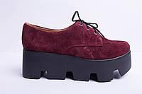 Туфли из натуральной кожи №359-10, фото 1