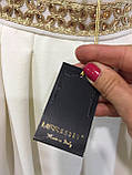 Женские брюки белые галифе Италия , фото 3
