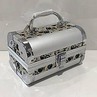 Кейс для косметики и бижутерии мини без полок, фото 1
