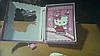 Блокнот с замком Hello kitty, фото 2