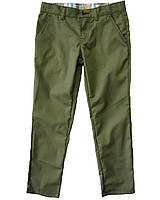 Брюки, джинсы, котоны для мальчика, оливкового цвета,  BOGI (Боджи), Украина, фото 1