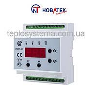 Трехфазное универсальное реле переменного напряжения РНПП - 302 Новатек Электро (Украина)
