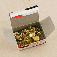 Кнопки NORMA 4836 50шт золоті (1/10/1000) 81458 Ч