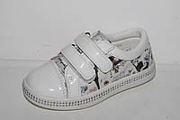 Мокасины для девочек. Детская обувь  от фирмы Y.Top G102-1 (26-31)