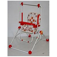Качели, качель детская Q01-PVC