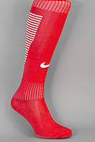 Гетры футбольные  Nike STADIUM HOME красные