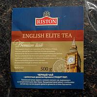 Чай Черный и Зеленый Среднелистовой Английский Элитный  500 гр Riston