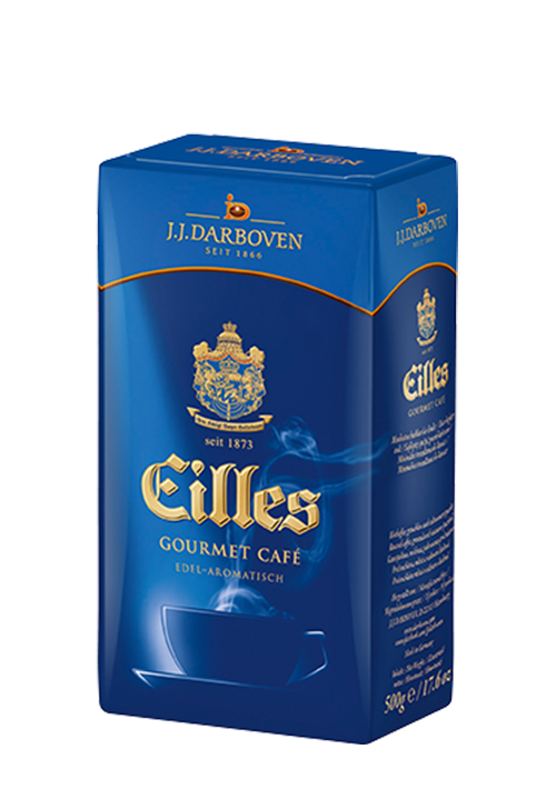 Кава мелена Eilles Gourmet Cafe  500г
