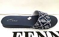 Шлепанцы женские Erra силиконовые синие Er0003