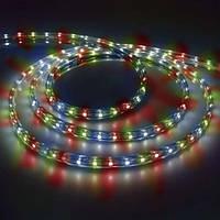 Лента светодиодная FERON LS707/LED-RL 60SMD(5050/m 220V, 14,4W/m 14*8mm RGB IP68