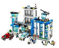 Конструктор Bela 10424 Urban Полицейский участок  (аналог Lego city 60047)