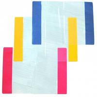 Обложки для тетрадей PVC (34,5см*21см), 80 мкм, прозр.