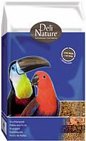 Корм для фруктоядных, насекомоядных птиц скворцов, туканов, попугаев Deli Nature Fruit Pate 1 кг