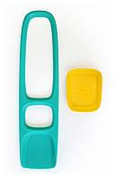 """Лопатка """"SСOPPI"""" з ситом для песка та снега (цвет зеленый+желтый)"""