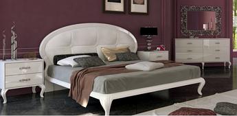 Кровать двуспальная Империя 160  Миромарк
