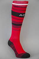 Гетры футбольные Adidas ФК Милан красные
