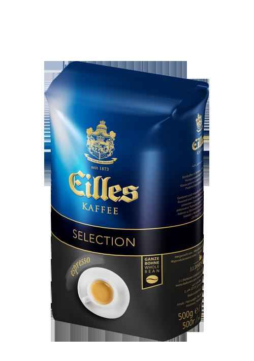 Кофе в зернах  Eilles Selection Espresso 500г