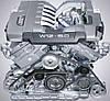 Двигатель Audi A8 6.0 W12 quattro, 2003-2010 тип мотора BHT, BTE, BSB