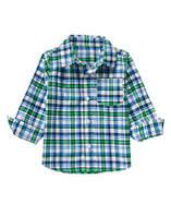 Хлопковая рубашка США 3, 4 года