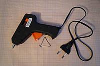 Клеевой пистолет электрический под стержни диаметром 7,2мм