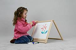 Доска для рисования «Школярик», Папа Карло