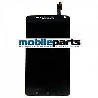 Оригинальный  дисплей (модуль) + сенсор (тачскрин) для Lenovo S930 (Черный)