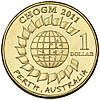 Австралия доллар ролл 2011 UNCIRCULATED