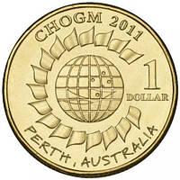 Австралия доллар ролл 2011 UNCIRCULATED, фото 1