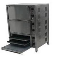 Шкаф жарочный промышленный ШЖЭ-3Н трехкамерный