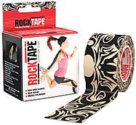 RockTape Кинезио тейп RockTape Designe 5см х 5м (tatoo)