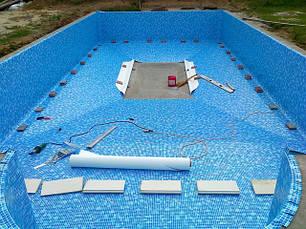 Пвх плівка для басейнів та ставків