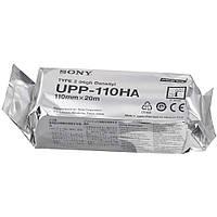 Бумага для УЗИ SONY UPP-110 HA