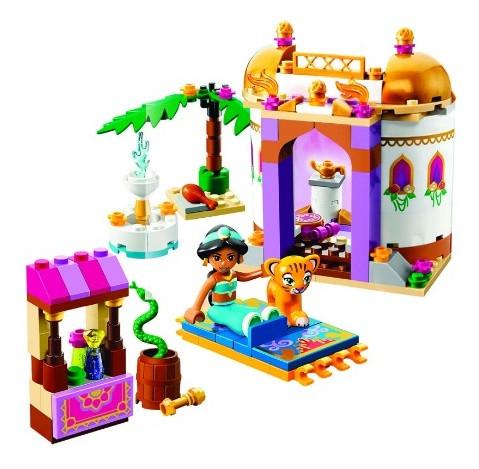 Конструктор Bela Dream 10434 Принцесса Жасмин (аналог Лего 41061)