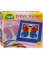 Набор для вышивания LENA Design  Бабочка