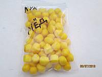 """Воздушное тесто Cukk Puffi """"Мед"""" крупный ( маленькая пачка"""