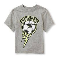 Футболка футболиста 1-4 года