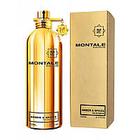 Montale Amber & Spice