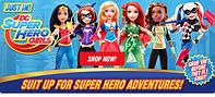 """Новый проект от компании Mattel  «Школа Супер Героинь» (""""Super Hero High"""", или """"DC Super Hero Girls"""")"""