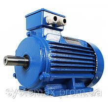 Електродвигун АИР63В2 (АЇР 63 В2) 0,55 кВт 3000 об/хв