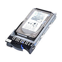 "40K1044 Жесткий диск IBM 146GB SAS 15K 3G 3.5"""
