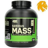 Гейнер Serious Mass Optimum Nutrition 2.72 кг