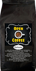 Кофе в зернах Open Coffee Delicato 1кг