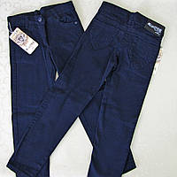 Джинсы- брюки Т.СИНИЕ для ДЕВОЧКИ 9-12 лет. Турция.My Style Джинсы для школьников, школьные джинсы. , фото 1
