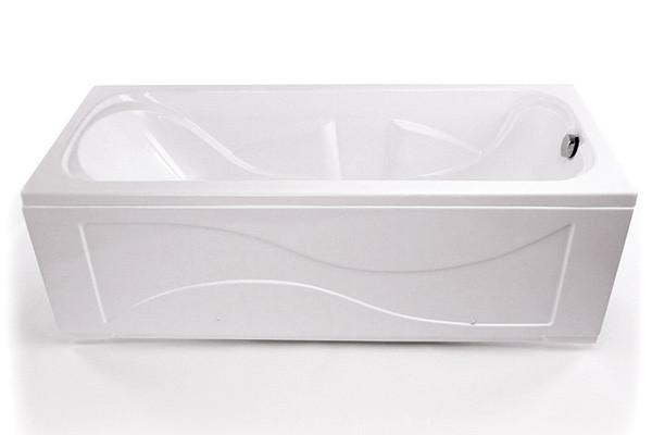 Акриловая ванна ТРИТОН Стандарт 1500x750х560 с ножками