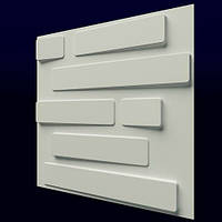 3d панели из гипса Кладка 500х500х20мм