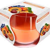 Ароматическая свеча BISPOL sn71-71 Летние фрукты