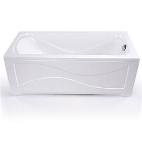 Акриловая ванна ТРИТОН Стандарт 1400x700х560 с ножками